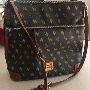 Dooney & Bourke Emblem Signature Cross Body